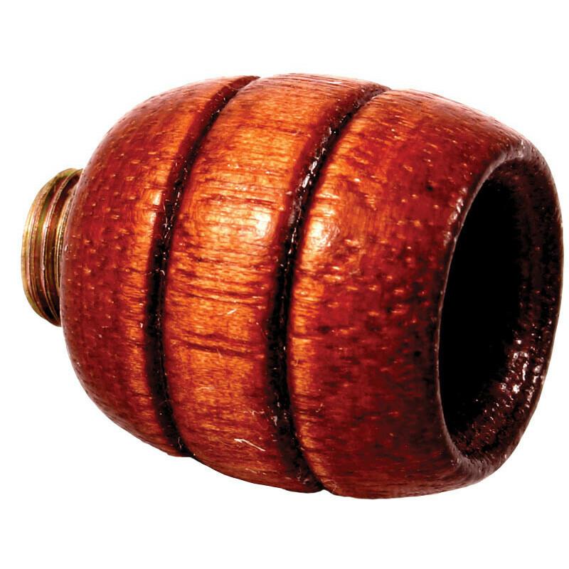 Wood bowl small