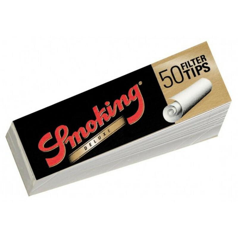 Smoking filter tips 1 booklet