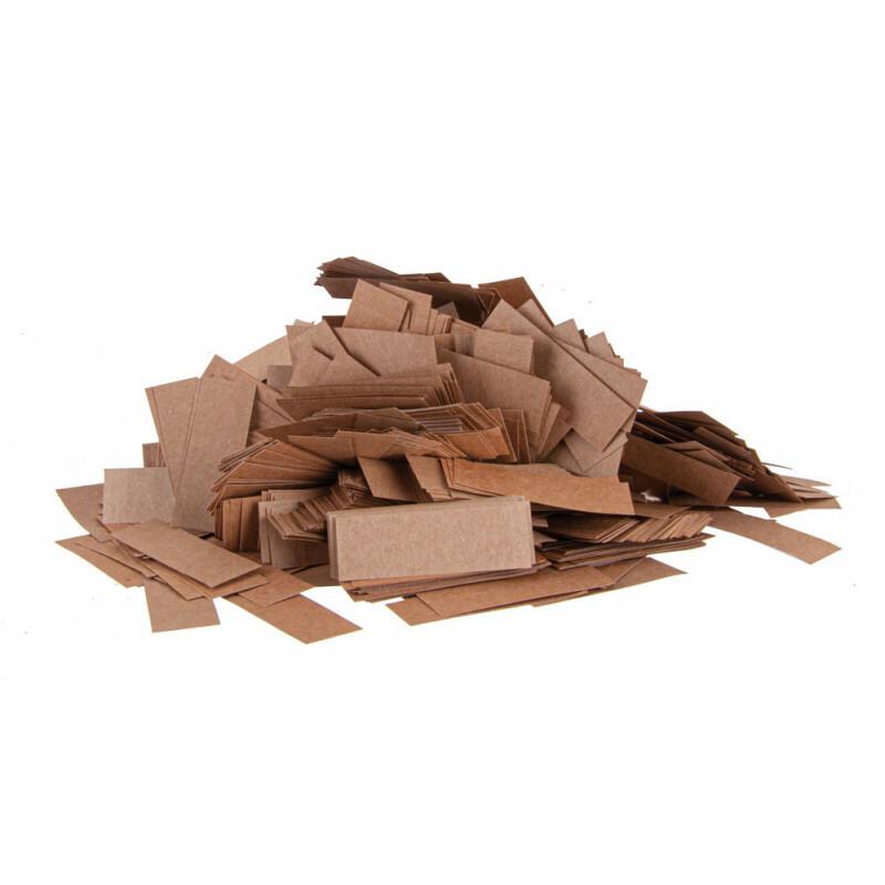 Bag Unbleached Paper Tips 2000Pcs