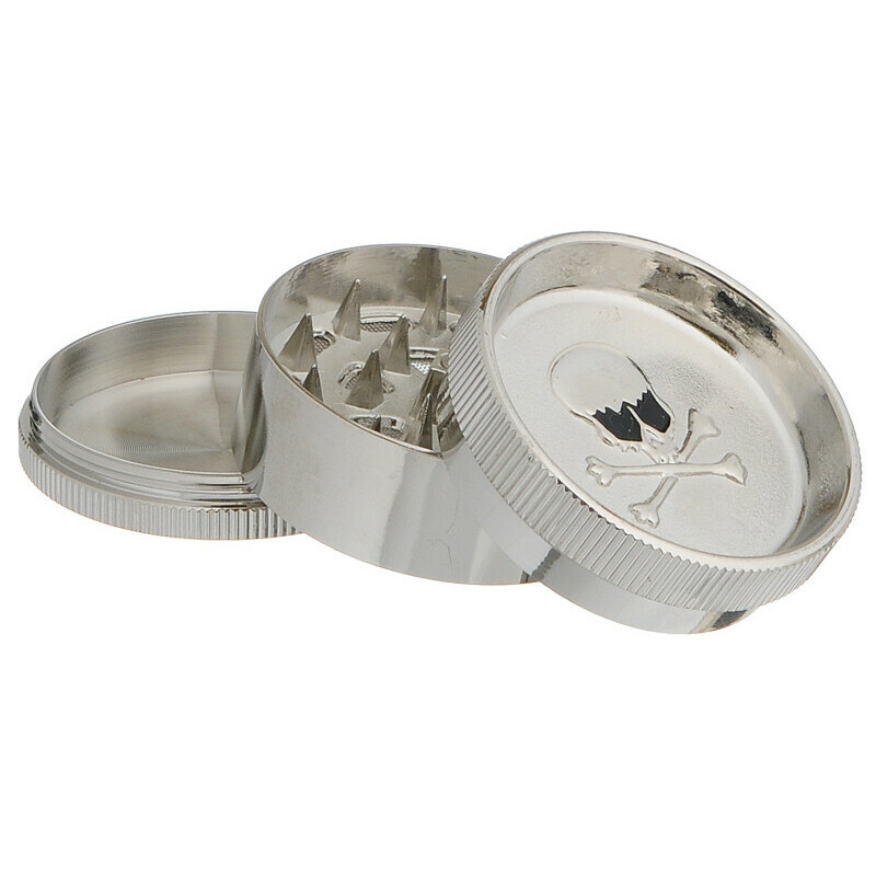 Dreamliner grinder chrome 1 pc