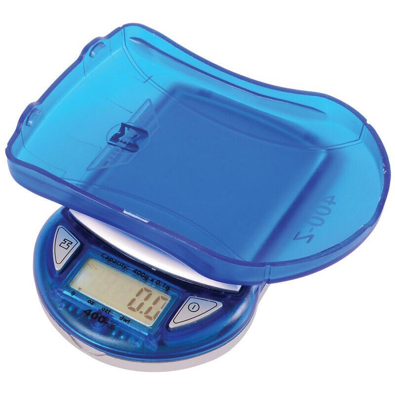 My weigh scale 400z 400x0,1gr. blue