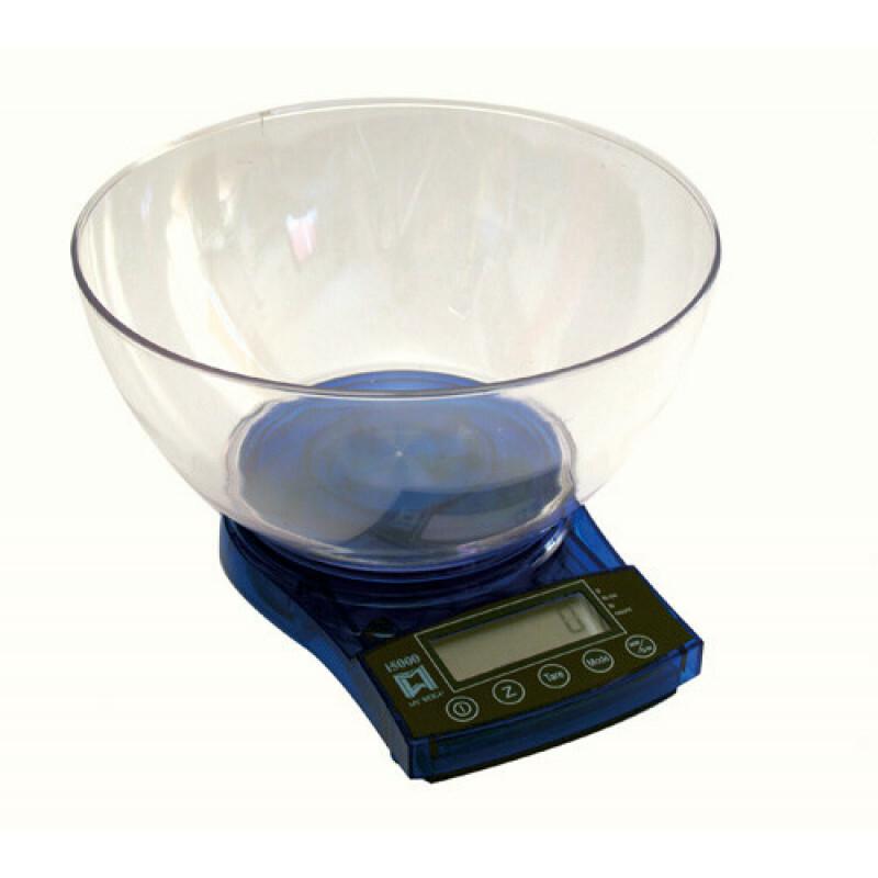 My weigh scale i-balance 5000 - 5000gr. x 1gr. - black