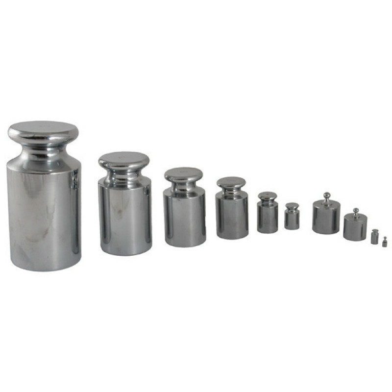 Calibration weight 1 gr