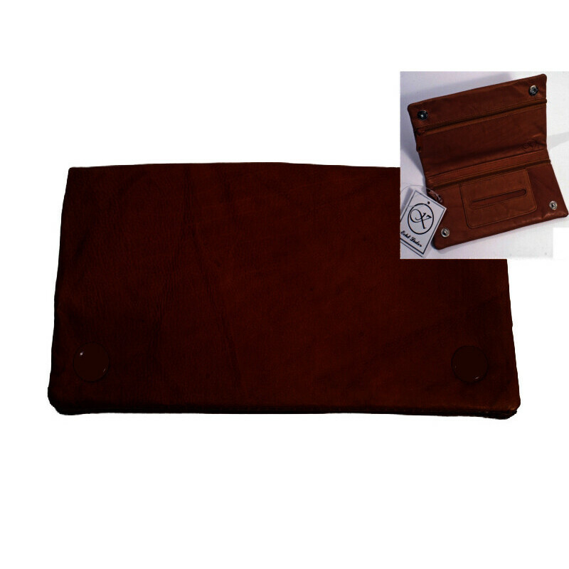 Finecut Tobacco Pouch Brown