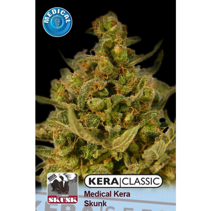Kera Seeds Medical Skunk 5 Pcs (Fem)