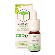 Landracer CBD Olie Raw 600Mg Cbd 10Ml