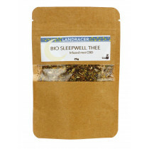 Landracer Bio Sleepwell Tea Cbd Infused 25Gr