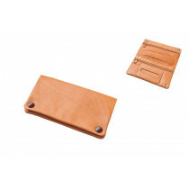 Angelo Ryo Tobacco Pouch Brown Leather
