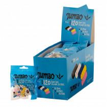 Display Jumbo Slim Size Five Colour Filters (35 X 120 Pcs)