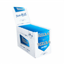 Rizla blue regular size 100 pcs.
