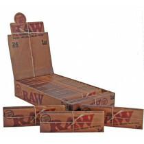 Raw 1 1/4 (box 24/32 leaves)