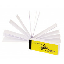 Flamez Filter Tip Booklet Yellow 1 Pc