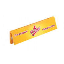 Flamez Yellow King Size Slim 1 pack