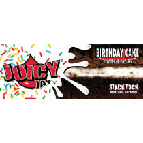 Juicy Jays Birthday Cake Papers King Size Slim 1 Pc