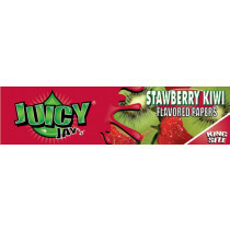Juicy Jays Strawberry Kiwi King Size Slim 1 Pc