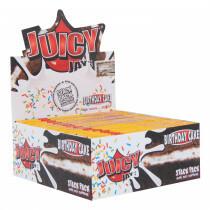Juicy Jays Birthday Cake Papers King Size Slim (Box/24)