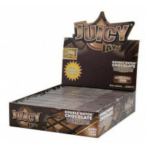 Juicy Jays Double Dutch Chocolate King Size Slim (Box/24)