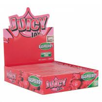 Juicy Jays Raspberry King Size Slim (Box/24)