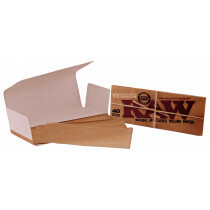 Raw papers king size supreme 1 booklet 40 leaves