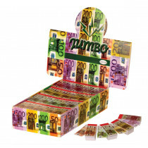 Display euro tips jumbo 100 pcs
