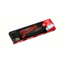 Smoking King Size Slim Black 2-in-1 1 pc
