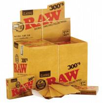 Display Raw 300 1 1/4 300 Leaves 40 Pcs