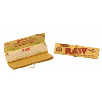 Raw Organic Connoisseur King Size Slim 2 In 1 1 Pc