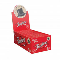 Display Smoking Short Red 50 pcs