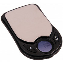 On Balance Truweigh 2 Pocket Scale 100X0.01 Gr Black