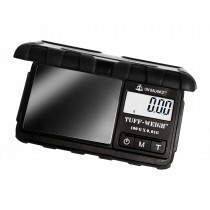 Tuff-Weigh Tuff-100 Scale Black/Titanium/Chrome 100 X 0,01Gr