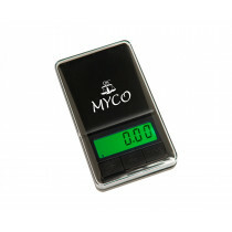 On Balance Myco Mv-100 Miniscale Black 100 x 0,01Gr