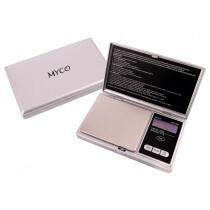 Myco Pocketscale Mz-1000 1000 X 0,1Gr Silver