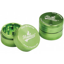 Flamez grinder 2 parts 30 mm green
