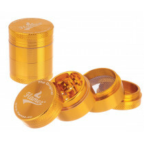Flamez Grinder 4 Parts 30 Mm Gold