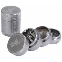 Flamez grinder 4 parts 30 mm grey