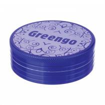 Greengo Grinder 2 Parts 63 Mm Blue