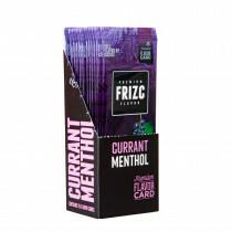Display Frizc Flavor Card Currant Menthol 25 Pcs