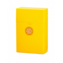 Clic Boxx 20 Cig Neon Design Yellow