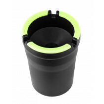 Car Ashtray With Glow 1 Pc