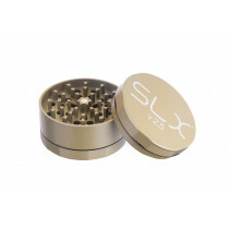 Slx Non Stick Grinder 4 Parts 62 Mm Champagne Gold
