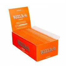Rizla Orange Regular Size 50 Pcs