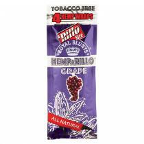 Hemparillo Hemp Blunts Grape 4 Pcs