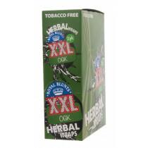 Display Hemparillo Xxl Herbal Wraps Ogk 25X2 Pcs