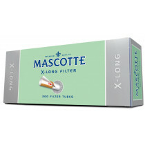 Mascotte Xlong Filter Box 200 Tubes 1Pc