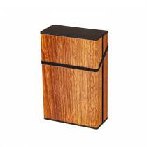 Cigarette Box 20 Cig Acryl Lightwood