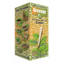 Greengo Cones 109/21Mm 1000Pcs