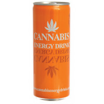Can Cannabis Energy Drink Mango 1 Pc