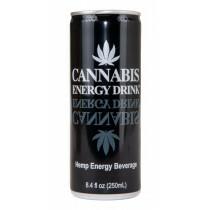 Blik Cannabis Energy Drink Cola