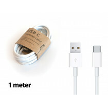 Grab N Go Usb C Charging Cable 1M White