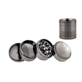 Dreamliner 4 Parts Grinder 40Mm Grey
